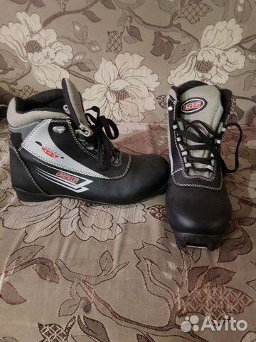Беговые лыжи с ботинками купить 4