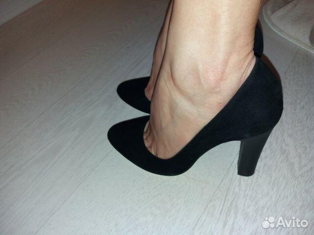 Туфли новые натуральная замша 89027802361 купить 7