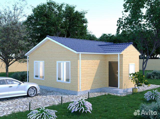 Каркас быстровозводимого дома 63м2 89286683338 купить 9