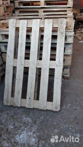 Поддон деревянный сорт 2 1200*800