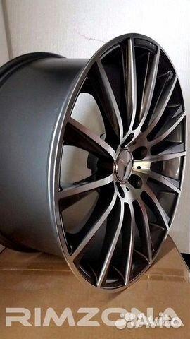 Новые стильные диски AMG R18 5x112 89053000037 купить 2