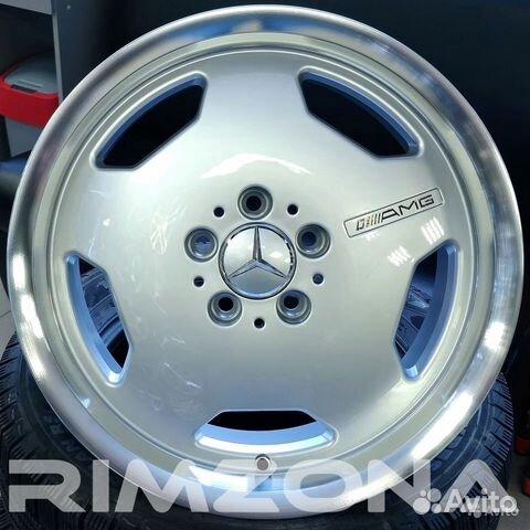 Новые стильные диски AMG Monoblock R18 5x112 89053000037 купить 1