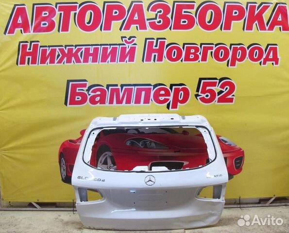89524408730 Mercedes Benz GLC x253 2015- Крышка багажника бе