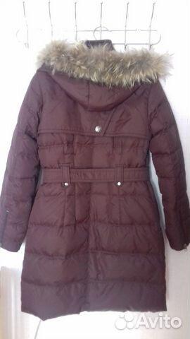 Женское пальто (пуховик женский демисезон) 89245055073 купить 2