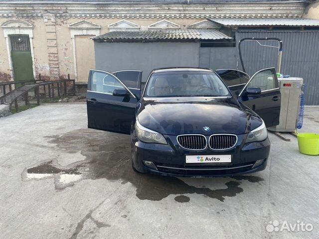 BMW 5 серия, 2008 купить 3