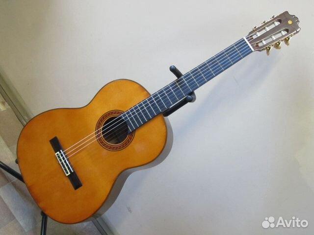89025069832 Классическая гитара Yamaha C-400A (1983 Japan)