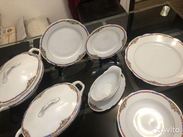 Набор столовой посуды купить 1