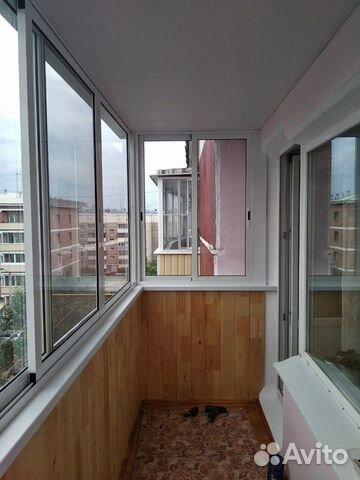 Остекление балконов и лоджий 89025640848 купить 1