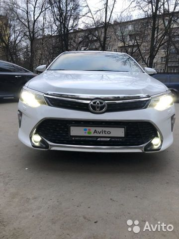 Toyota Camry, 2017