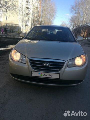 Hyundai Elantra, 2008 купить 7