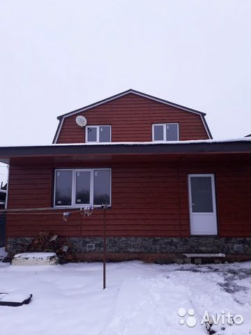 Дом 120 м² на участке 5 сот. 89018071563 купить 1