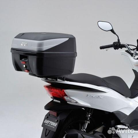 Кофр для мототехники givi 32 литра, новый (Италия)