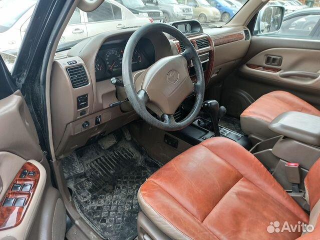 Toyota Land Cruiser Prado, 2000 89826307902 купить 6