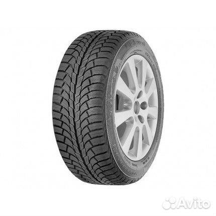 Продам комплект зимних шин, Gislaved - липучка  89042969545 купить 1