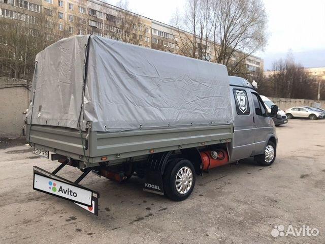 GAZ GAZelle 33023, 2008 89623973803 buy 10
