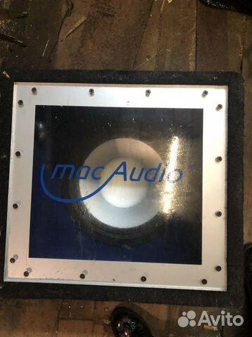 Автомобильный сабвуфер MAC audio STX 125 BP  89082952388 купить 1