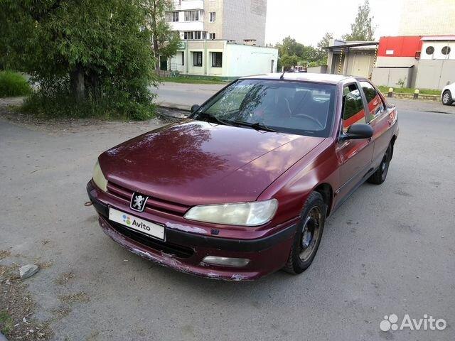 Peugeot 406, 1997  купить 1