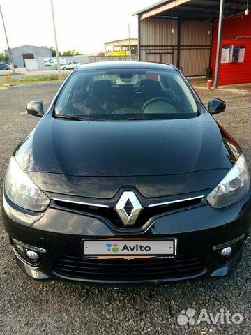 Renault Fluence, 2013 купить 3