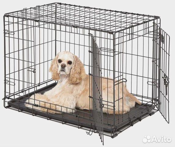Клетка для собак. Арт.:27 89378521677 купить 1