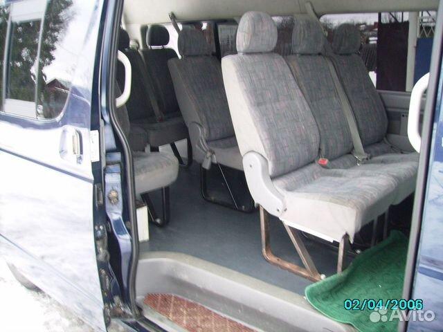 Toyota Hiace, 2006  89190047664 купить 4