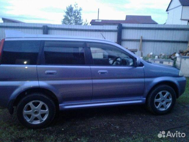 Honda HR-V, 2001  89143522909 купить 4
