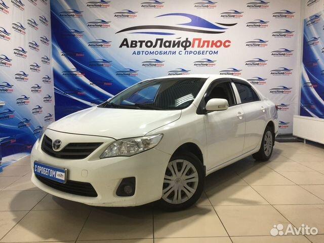 Toyota Corolla, 2011  89828708454 купить 1