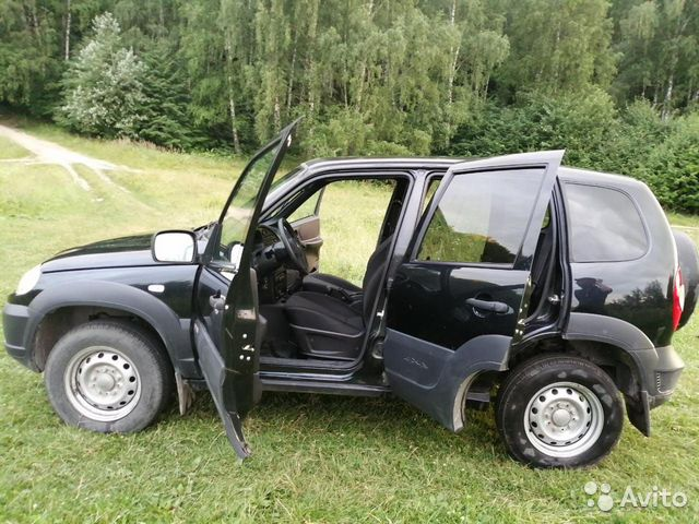 Chevrolet Niva, 2017  89623938240 купить 9