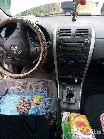 Toyota Corolla, 2006  89641288066 купить 4