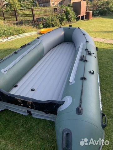 Надувная лодка нднд Аквилон 430св  89537999396 купить 4