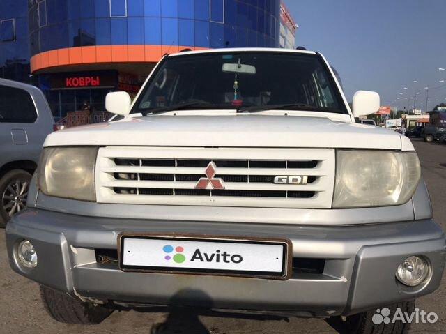 Mitsubishi Pajero iO, 1999  купить 4