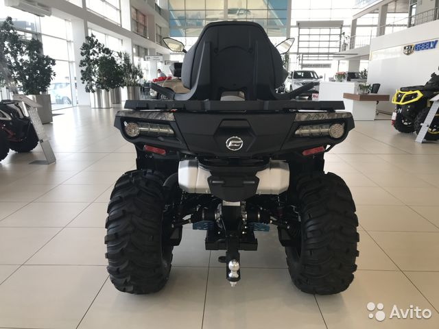 Квадроцикл CFMoto X10 EPS  88792225000 купить 4
