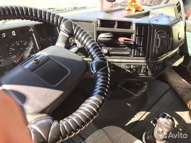 Продам тягач Volvo FH12 380, 1999 года выпуска  89068441967 купить 9