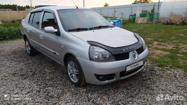 Renault Symbol, 2006  89068171766 купить 8