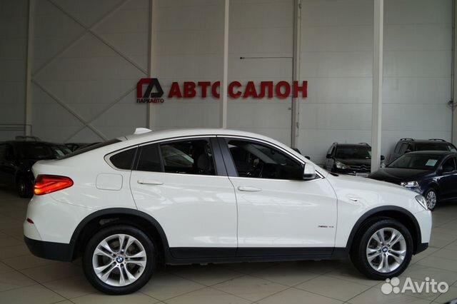BMW X4, 2016  89158531917 купить 3