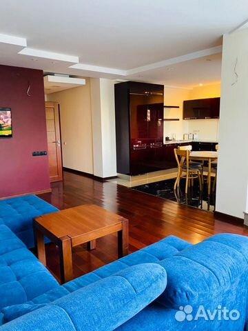 2-к квартира, 100 м², 2/6 эт.