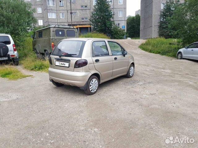 Daewoo Matiz, 2014  89600223012 купить 4