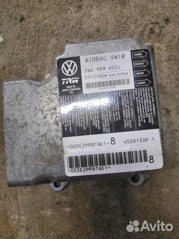 Блок управления airbag (Volkswagen Passat)  89226688886 купить 1