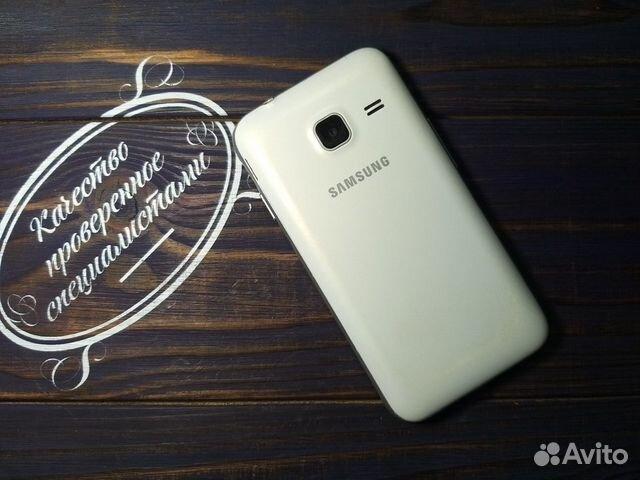 Samsung Galaxy J1 Mini SM-J105 Белый  89148002038 купить 2