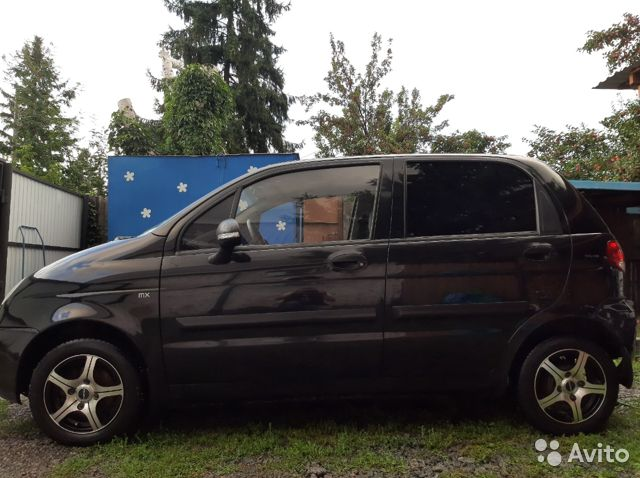 Daewoo Matiz, 2012  89091741371 купить 7