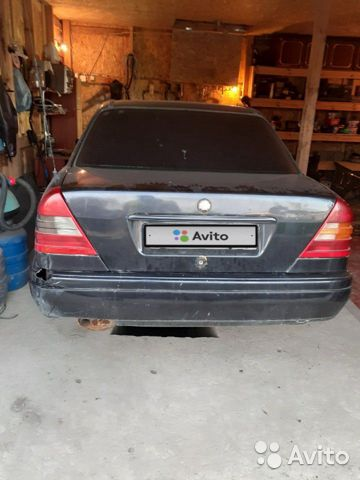 Mercedes-Benz C-class, 1995  89513576844 buy 1