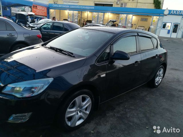 Opel Astra, 2012  89889927308 купить 1