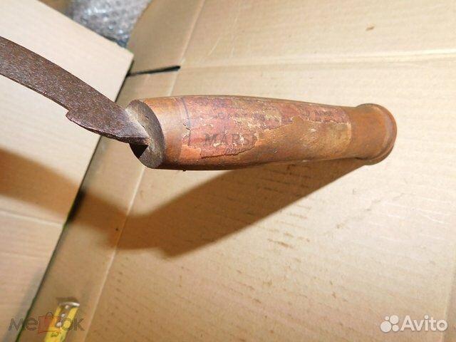 Старинный,иностранный серп,деревенский инструмент  89065103360 купить 3