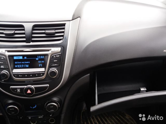 Hyundai Solaris, 2016  89092688076 купить 6