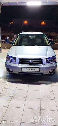 Subaru Forester, 2003  89883852509 купить 4