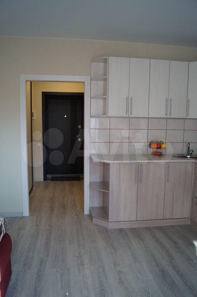 Квартира-студия, 25 м², 4/16 эт.  89609557972 купить 2