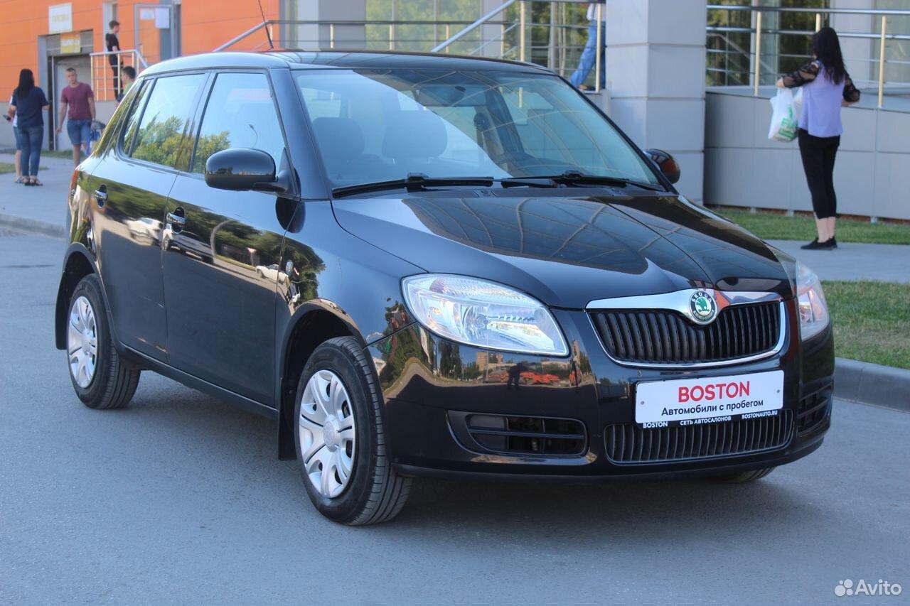 Skoda Fabia, 2009  89195434917 купить 1