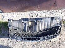 Решетка радиатора Kia Rio 3