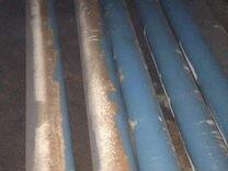 Трубы б/у металлические в ассортименте, металлопро