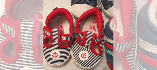 972464c2 Кеды Adidas (20 размер) и пенетки (19) мальчику купить в Москве на Avito — Объявления  на сайте Авито