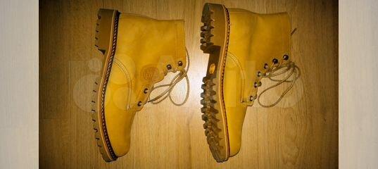 a832e637 Новые мужские ботинки Wolverine 1000 mile купить в Москве на Avito — Объявления  на сайте Авито
